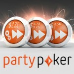 Party Poker Mission Fastforward Train-train d'hiver