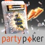 PartyPoker Fastforward Främjande Februari