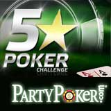 partypoker five star poker challenge