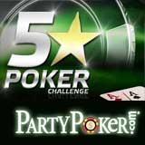 partypoker five star poker challenge
