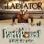 Party Poker Gladiatore -