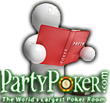 Party Poker New player zone