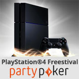 partypoker playstation 4 freestival
