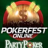 partypoker pokerfest 2011 online