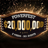 Party Poker Powerfest 2017 Turneringsserie