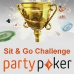 Party Poker Sit & Go Challenge
