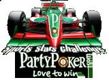 PartyPoker sports stars challenge