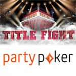 PartyPoker Title Fight Progressive Prize Pool