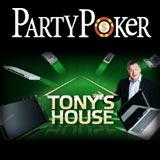 partypoker tony's house
