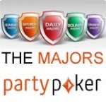 Party Poker Turneringsschemat 2014