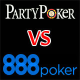 party poker vs 888 poker