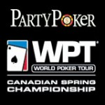 PartyPoker WPT Canadian Spring Championship