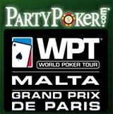 Partypoker-wpt malta paris freerolls