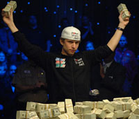 Peter Eastgate beendet poker