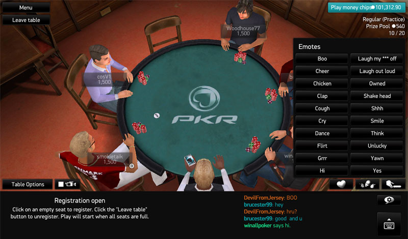 Pkr Account