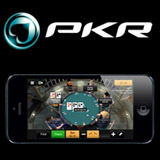PKR Poker App pour iPad, iPhone ou Android
