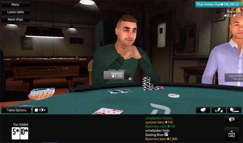 Pkr poker app android