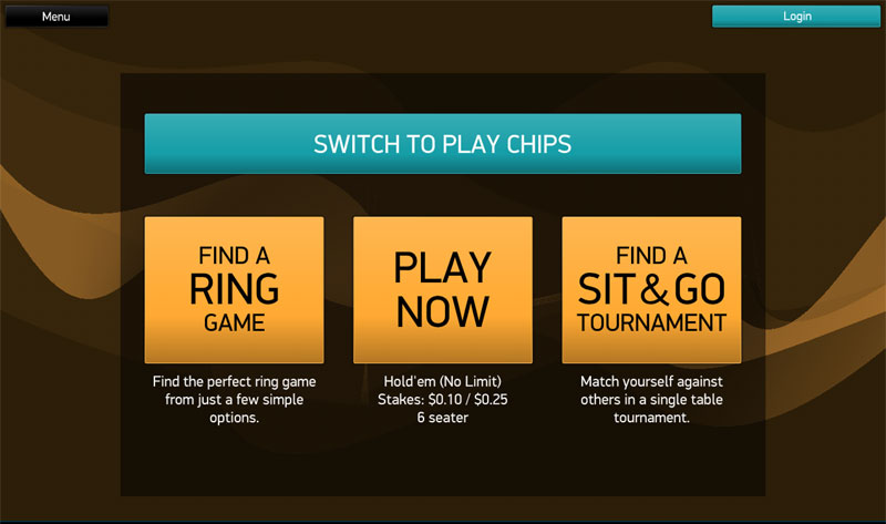 Pkr poker 3d android