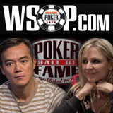 2015 WSOP Poker Hall of Fame Spelare