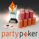 Poker Legender - PartyPoker Turneringsranglister