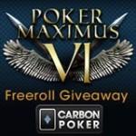 Poker Maximus VI Freeroll