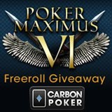 poker maximus vi freeroll