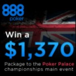 Poker Palace Main Event - 888poker Australie
