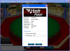 carrera de póquer