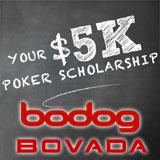poker scholarship bovada bodog
