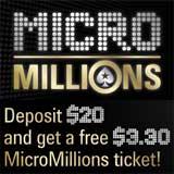 poker stars micro millions 2