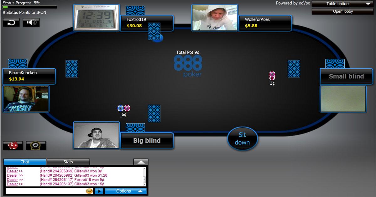 www 888 poker free