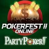 pokerfest ii partypoker