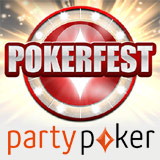 Party Poker Pokerfest Utsatt