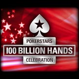 pokerstars 100 billion hands celebration