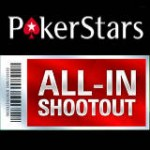 PokerStars All in Shootout Bonus-turneringer