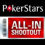 pokerstars all in shootout