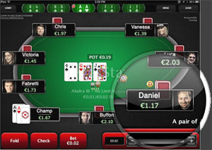 PokerStars Android App Spain