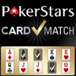 PokerStars CardMatch Game Card