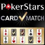 PokerStars CardMatch Gioco