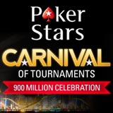 Pokerstars Karneval Turneringar