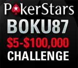 PokerStars utmaning -