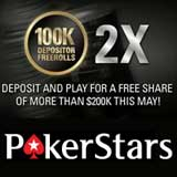 pokerstars deposit freerolls