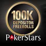 pokerstars depositor freerolls
