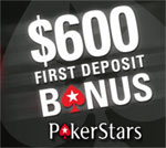 pokerstars first deposit bonus -