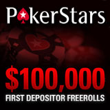 poker stars first deposit freerolls