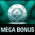 PokerStars Megabono