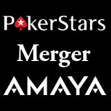 pokerstars merger amaya