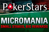 pokerstars micromania