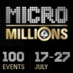 PokerStars MicroMillions 8 Turneringsserie