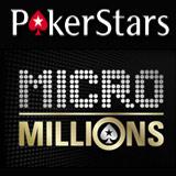 PokerStars MicroMillions Marathon Calendário do Torneio